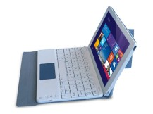 Microsoft Real Madrid tablet with keyboard