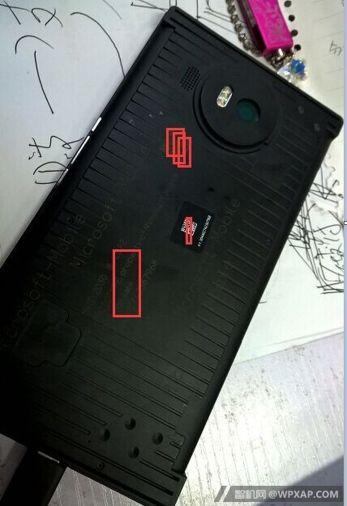 Microsoft Lumia 950 XL leak 3