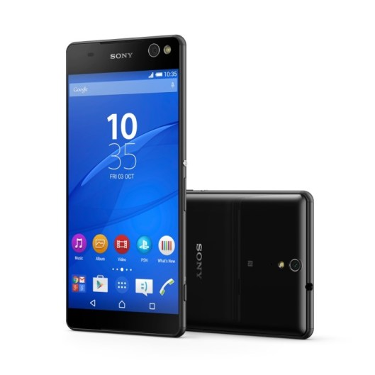 Sony Xperia C5 Ultra black