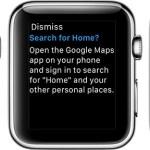 Το Google Maps Κυκλοφόρησε Για Το Apple Watch