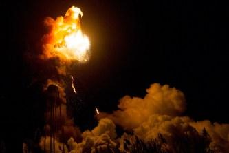 Antares Explosion 2
