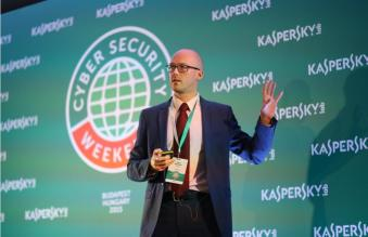 Gary McEwen, Strategic Analyst, European Cyber Crime Centre (EC3), Europol