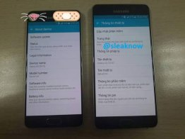 Samsung Galaxy A3 and A5 2015 edition leak