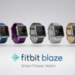 Fitbit Blaze: Το πρώτο smartwatch της εταιρίας