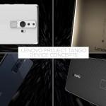 Η Lenovo και η Google συνεργάζονται για το νέο Project Tango
