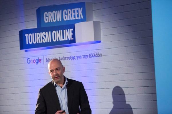 Γρηγόρης Ζαριφόπουλος - Country Manager Google