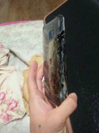 Samsung Galaxy Note7 exploded (3)