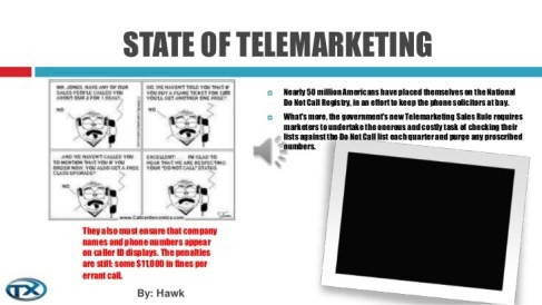 tele marketing