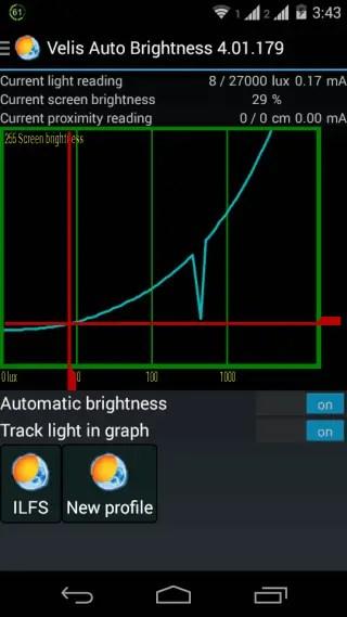 Adjust Brightness