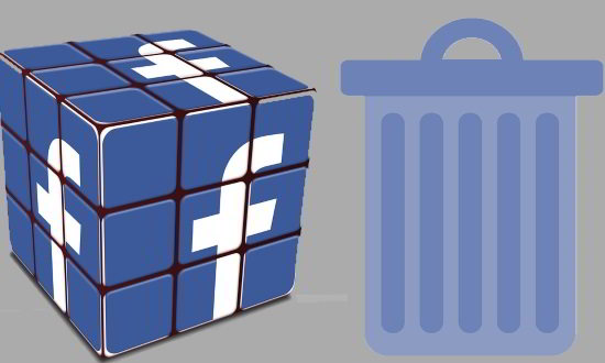 how to permanently delete facebook profile