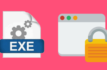 How To Password Protect Any EXE File In Windows feat
