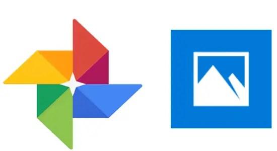 sync Google Photos with Windows 10 Photos app