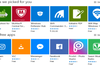 change installation directory of windows 10 apps