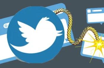 how to post self destructing tweet