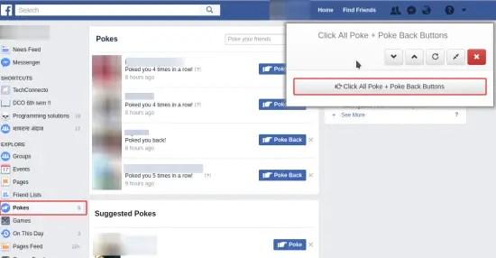 invoke toolkit for facebook