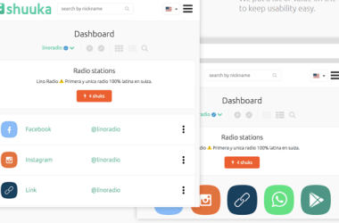 Consolidate your Social Network Accounts with Shuuka for Easy Sharing