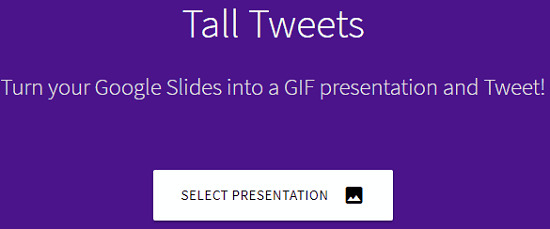 how to add gifs to google slides