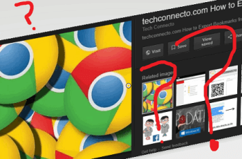 How to Get View Image Button Back on Google Images Search Results