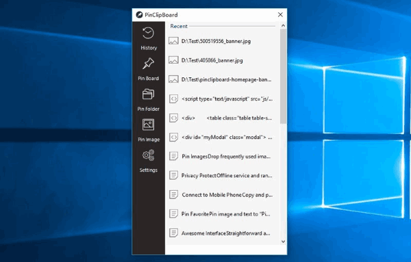 Free Clipboard Manager Windows 10 Software