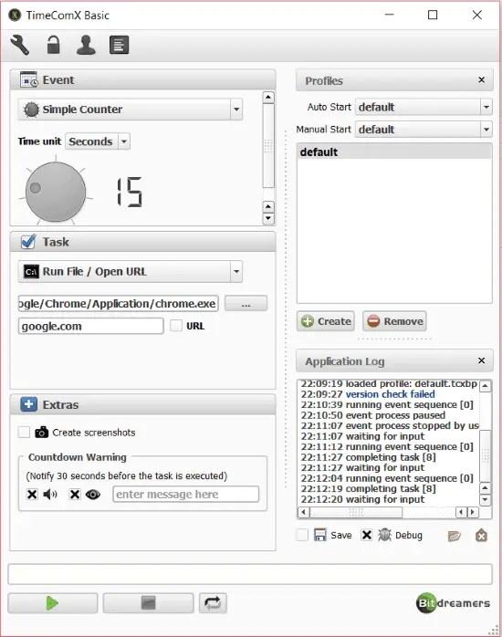 9 free task scheduler for windows 10.