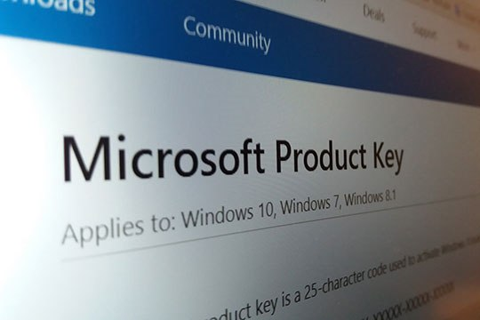 How to Find Product Key for your Windows 10 PC