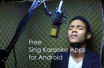 sing karaoke app