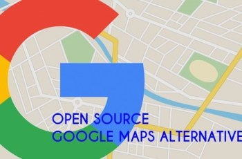 google maps alternatives