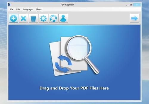 pdf text replacer tool