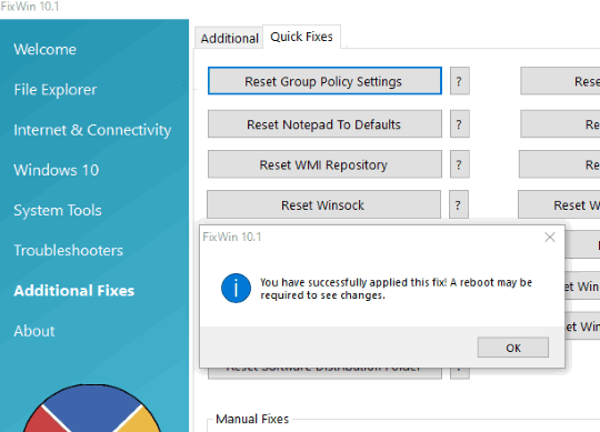 reset group policy settings