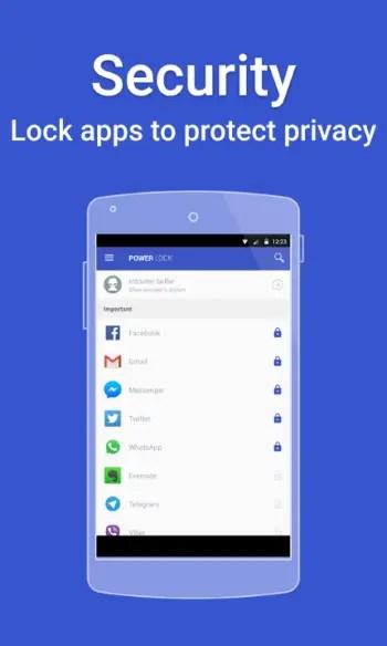 App-Locker-Privacy guard & Security Lock