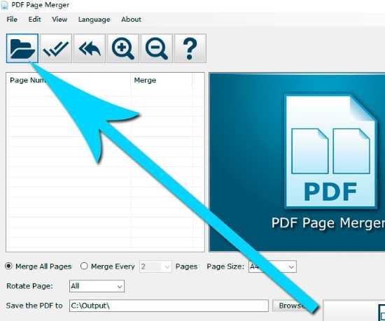 merge two pdf files