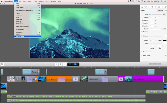 screenflow screen recorder for mac