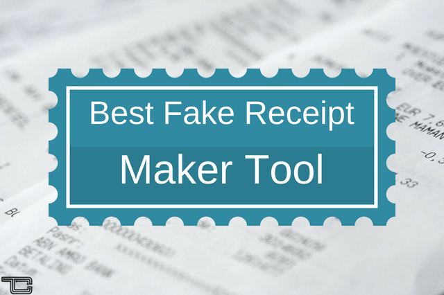 Best Online Receipt Maker Tools