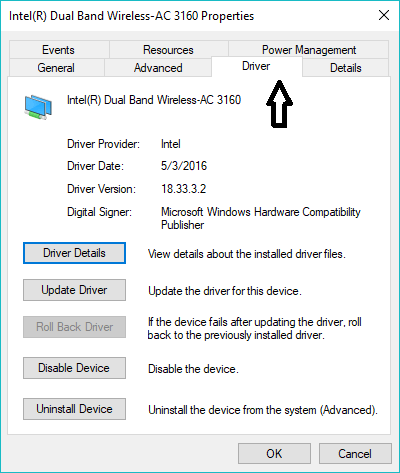 Reinstall Wireless Drivers on Windows 10