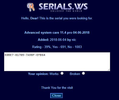 serial key sites