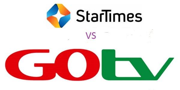 gotv vs startimes