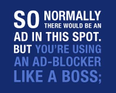okcupid asks ad blocker