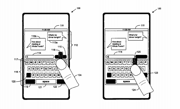 Apple Swipe Keyboard Patent Shows Cupertino Knows Typing