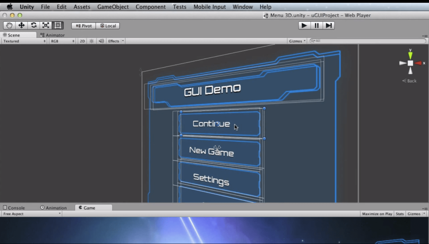 Unity Shows Off How Its Long Awaited GUI Editor Will Work – TechCrunch