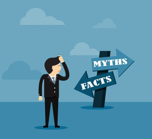 Image result for 7 Common myths about startups
