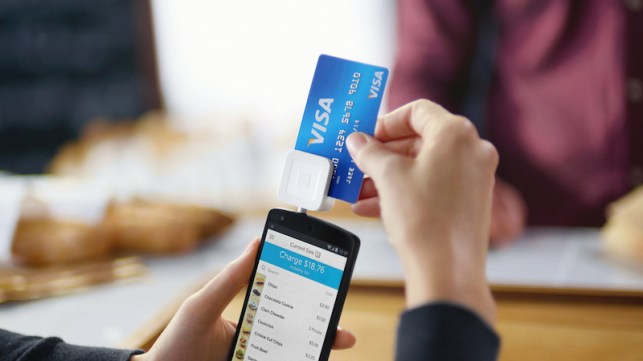 Square it can now process chip cards in two seconds