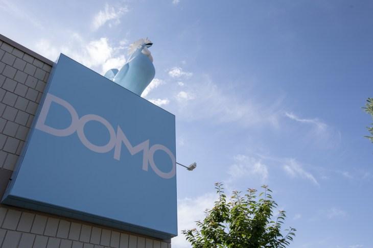 business analytics firm domo