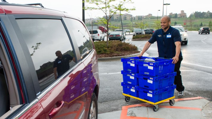 Walmart Will Test Last Mile Grocery Delivery Via Uber