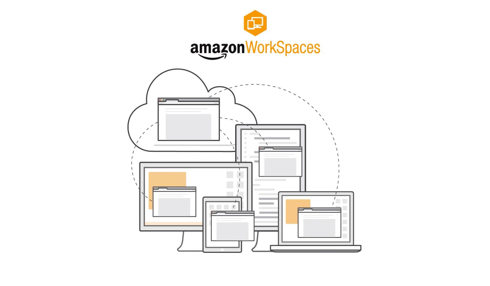 Amazon now lets you rent its virtual desktops, Amazon