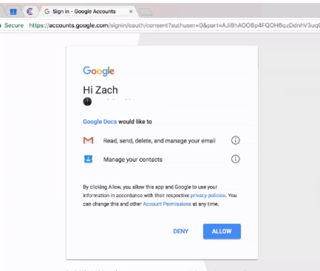 Psa This Google Doc Scam Is Spreading Fast And Will Email
