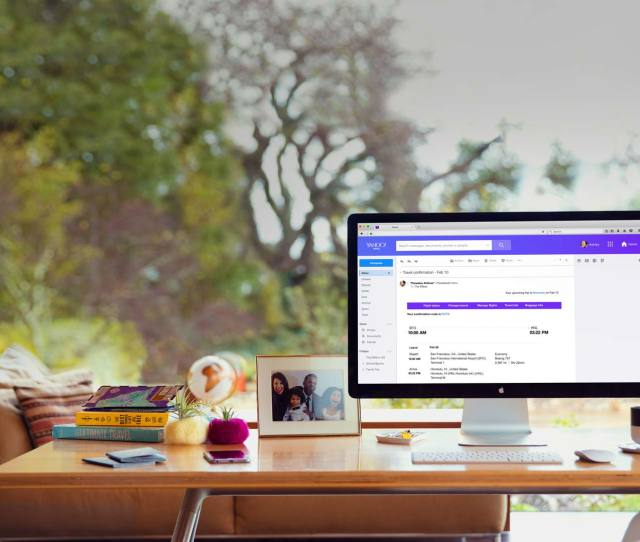Yahoo Mail Rolls Out A Rebuilt Redesigned Service Including A New Ad Free Option