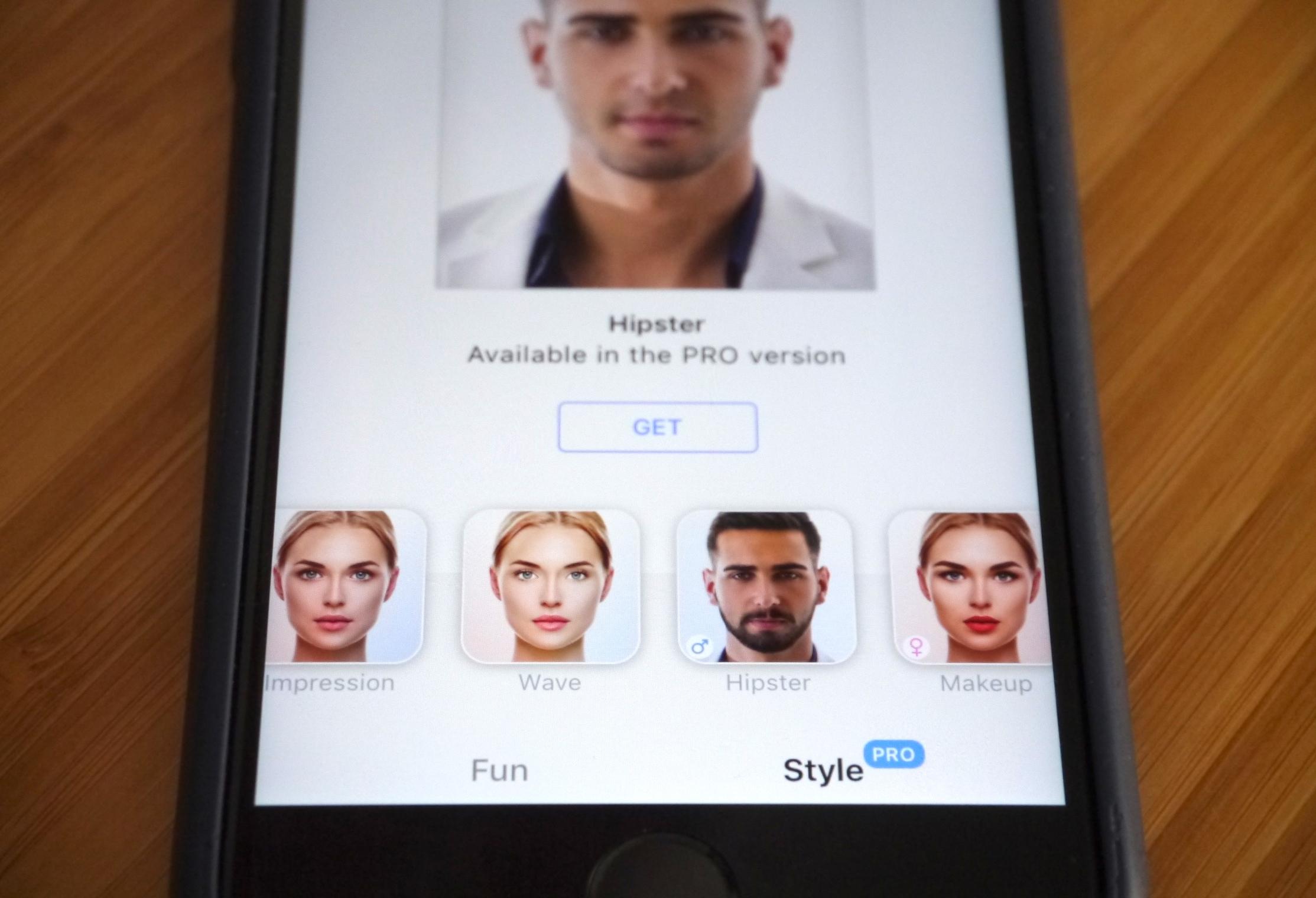 FaceApp отвечает на вопросы конфиденциальности