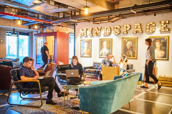 Mindspace Raises 20 Million Launch -working Spaces