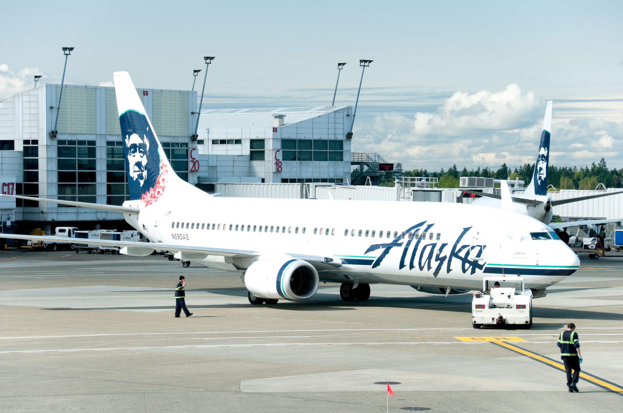 Code Is Bringing Computer Education To Alaska Airlines