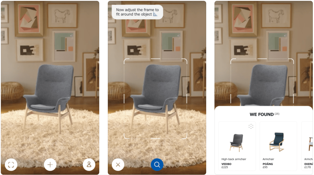 Grokstyles Visual Search Tech Makes It Into Ikeas Place Ar